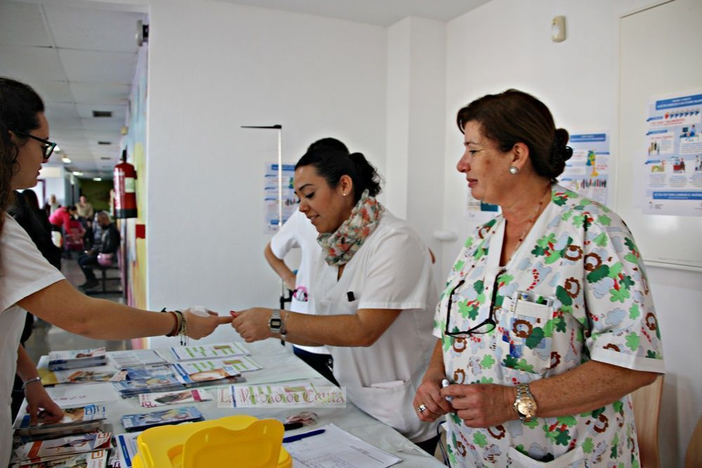 centro salud recinto Menana diabetes 14 11 17